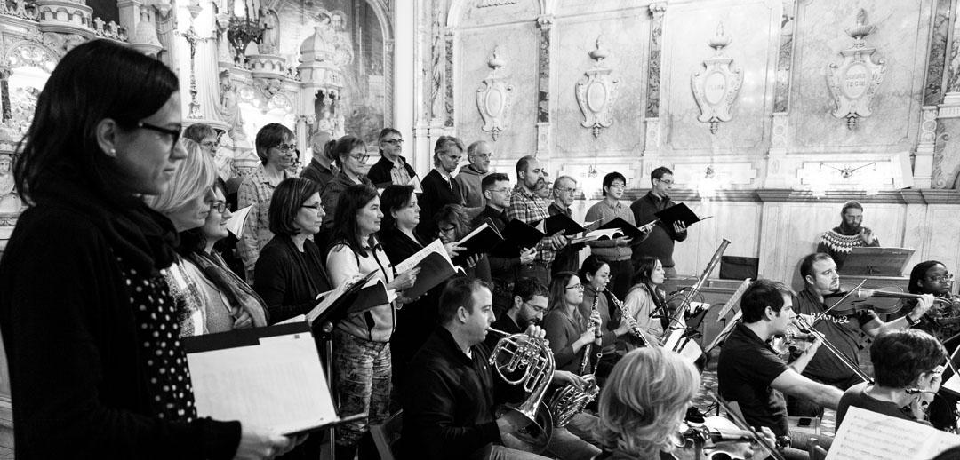 Ensemble Da Capo - Générale, 21 déc. 2013